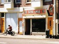 Coffeeshop Cannabis Café Sensi Smile Rotterdam