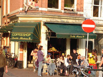 Coffeeshop Dutch Flowers Amsterdam