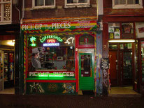 Coffeeshop Pick Up The Pieces Amsterdam