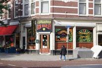 Coffeeshop Cannabis Café Bob Marley Rotterdam