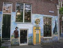 Coffeeshop La Tertulia Amsterdam