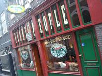 Coffeeshop Funny People Amsterdam
