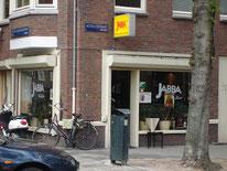 Coffeeshop Jabba Amsterdam
