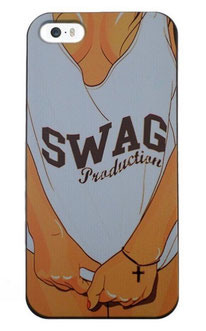 Coque pour iphone 5/5s swag production
