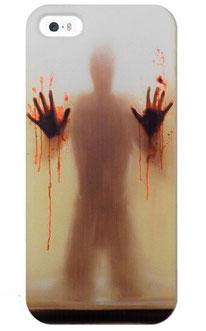 Coque iphone 5/5s horreur meurtrier pleins de sang