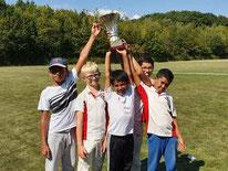 Léman Cup U11 (BDJCC) winners