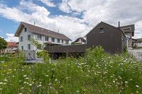 Neubau DEFH mit Atelierhaus Gunzwil