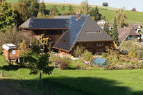 Umbau schützenswertes Bauernhaus Melchnau