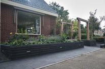 Nieuwe tuin - Pijl Buitenleven