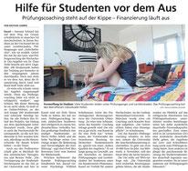Hessische- Niedersächsische Allgemeinse Zeitung 2.11.2020