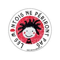 Référence du badge : 04- Montois