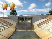 美蔓第1幹線排水路建設工事