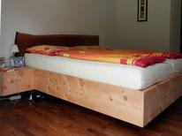 Schlafzimmer Zirbe Mieming Tischler