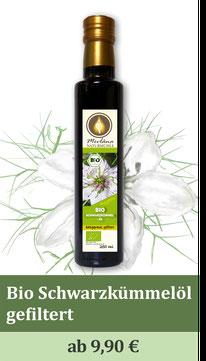 bio öle, bio schwarzkümmelöl, black seed oil, black cumin oil, organic black seed oil