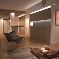 Diseño Interior, Apartamento, Remodelación