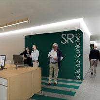 Diseño Interior, Oficina, Remodelación
