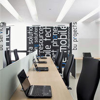 Diseño Interior, Oficinas