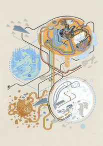 Andrew DeGraff - Paths Of Empire
