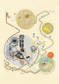 Andrew DeGraff - Paths Of Hope
