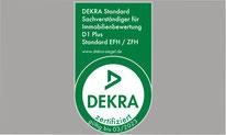Als DEKRA zertifizierter Sachverständiger für Immobilienbewertung bin ich Ihr kompetenter Ansprechpartner für Verkehrswertgutachten