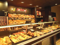 Bäckerei Helbing im REWE Markt