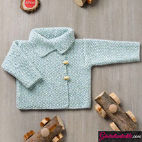 laine Katia collection Baby Tweed modèle N°9