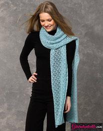 laine Katia collection Silky Lace modèle N°41