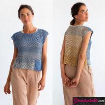 laine Katia collection Silk Dégradé modèle 472