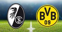 SC Freiburg - BVB