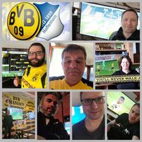 21. Runde BL, BVB - TSG Hoffenheim, 2:2
