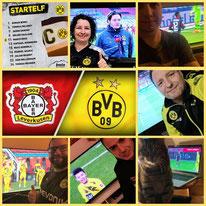 17. Runde BL, Bayer Leverkusen - BVB, 2:1