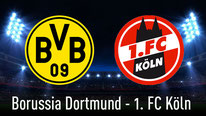 BVB - 1. FC Köln