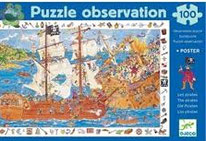 Observation Pirates - Djeco