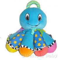 Pieuvre musicale Poopsy - Lamaze