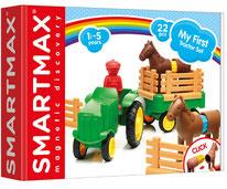 Mon premier tracteur - SMARTMAX