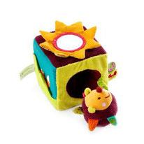 Cube d'activités - Lilliputiens
