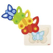 Papillons 5 niveaux - Goki