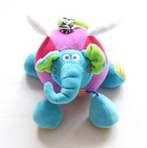 Balle vibrante éléphant - Bébé confort
