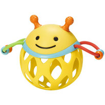 Hochet abeille - O'ball