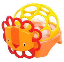 Hochet lion - O'ball