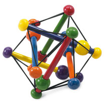 Hochet Skwish - Manhatten toy