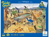 Géant L'Afrique