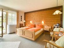 Gästezimmer im Landhaus Riedelstein in Drachselsried