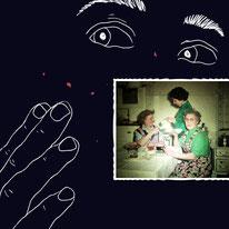 Lenia Friedrich Animation und Illustration Oma Dokumentation