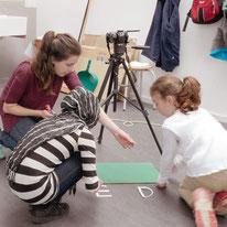 Das kleine Krabbeln   Stop Motion Workshop