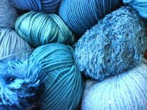 Riesenauswahl an Wolle & Garne