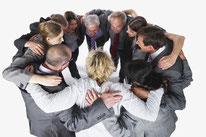 Weierkommen mit ConCoach: Team-Erfolg, Geschäfts-Erfolg