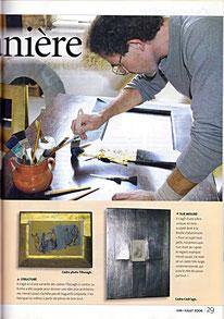CADRES & DECORATION n°23 - juillet 2006