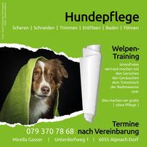 Hundefrisör, Alpnach (OW)