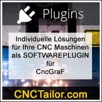 Erweiterungen für CncGraF